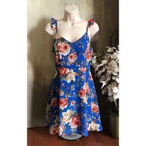 NWT Altar'd State Floral Summer Dress